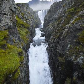 Foss í Mjóafirði