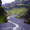 Hvannárgil í Þórsmörk 2005