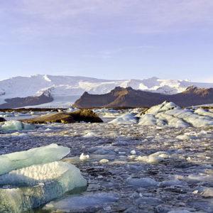 Jökulárslón - Glacier lagoon 2009.