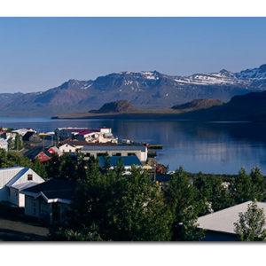 Sigma SD10 Panorama - Eskifjörður Iceland